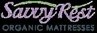 SavvyRest Natural Bedroom Logo