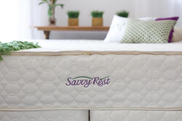 Image: Savvy Rest custom mattresses.